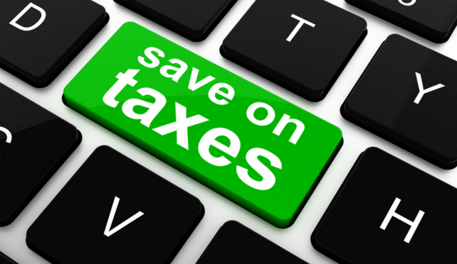 save on taxes